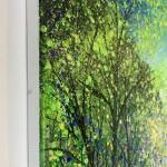 jan rogers colourful woodland with bluebells wychwood art side-2dcfa7a6